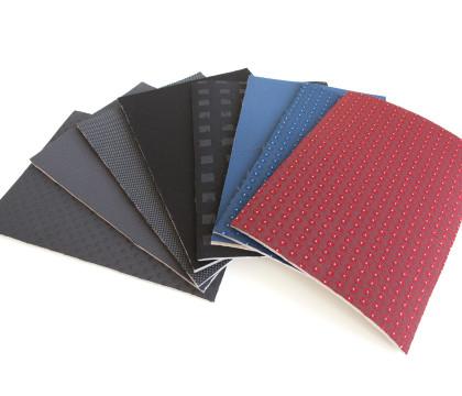 Automotive interior fabrics