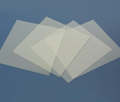 Transparant PVC foil